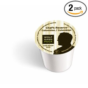 Choose From A Large Assortment of Wolfgang Puck K Cups